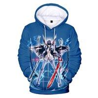 Herren Hoodies Sweatshirts Neuheit 3D Hoodie Kill La Rundhals Sweatshirt Mode Trend Style Unisex Mne / Frauen Outwear Sportswear