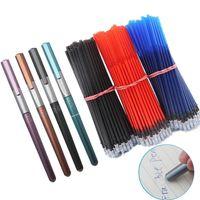 Tükenmez Kalemler Silinebilir Yıkanabilir Kolu Kalem Dolum Sihirli Set 0.38mm Mavi Mürekkep Okul Ofis Kırtasiye Yazma Araçları