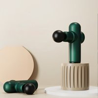Massager Mini Usb Massage Gun Muscle Relaxant Equipment Neck Membrane Grab by Instrument Fascia