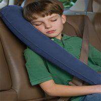 Travesseiro de viagem de longa distância dormindo artefato portátil portátil carro plano de avião lado dormindo travesseiro u travesseiro longo 1414 v2