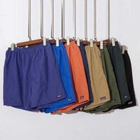 PATAGONIA! Summer Casual High Qualit Shorts Outdoor running quick-drying men's and women's Knee Length 7colore su_yr