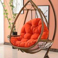 Acampamento Mobiliário de Ovo Cadeira Balanço Hammock Almofada Pendurar Cesto Berço De Rocking Jardim Exterior Indoor Home Decor