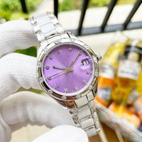 Women Watch Automatic Mechanical Watches Ladiy Wristwatches 33MM Montre de Luxe High-end Mother-of-pearl Dial High Quality Free Transportati