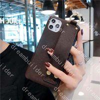 Cas de téléphone de mode pour iPhone 12 Pro Max Mini 11 11Pro X XS XR XSMAX Coquille PU Designer 11Prodrax 12Promax couverture
