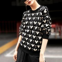 Autumn Winter Fashion Streetwear Woman Sweaters Style Hollow Out Design Sweter Women Pullover Knitted Sweater SL056 Women's