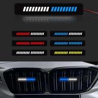 1x 12V 36LED Car Front Grille Emblem Decoration LED Light Badge For Kia Camaro Mustang Interior&External Lights