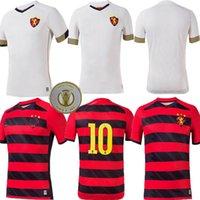 2021 2022 Spor Kulübü Recife Ev Uzakta Futbol Formaları 21 22 Kırmızı Beyaz Yago Hernane Sander Luan Artur Augusto Futbol Gömlek