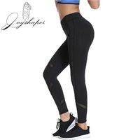 Damen Leggings JoyShaper Frauen Push Up Fitness-Gymnastiklauf-Trainingshose Mujer Sportswear-Training Sporthose Hohe Taille