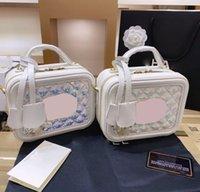 Sac de concepteur Sac de valise séchée Sac à revêtement de la taille Portefeuille sac à dos Porte-cartes principale Titulaire de la carte de Duffle Femmes Handbags Horsebit Titulaire de la carte