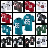 85 Tim Tebow 16 Trevor Lawrence Futbol Jersey 2 Zach Wilson 12 Tom Brady 87 Rob Gronkowski 13 Chris Godwin 14 Devin Beyaz Dörtte Sapp Kahverengi Erkekler