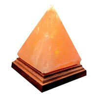 Night Lights Air Purifier Lamp USB Charging Color Changing Ionic Rock Natural Led Light Himalayan Crystal Salt