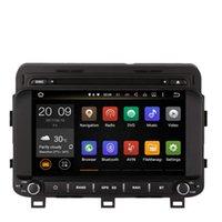 """플레이어 Deckless Octa 코어 8 """"GPS 라디오 4G 스테레오 헤드 유닛 테이프 레코더 안드로이드 9.0 KIA K5 / KIA Optima 2014-2021"""