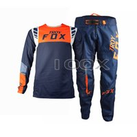 Troy Fox Flexair Mach Jersey Pantalon Combo Motocross MotoCross Dirt Bike Riding DH VTT UTV MTB