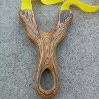 Catapulta in legno ala ala pollo all'aperto
