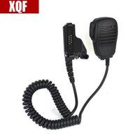Motorola MT2000 GP9000 JT1000 PR1500 XTS1500 XTS2500 Radyo Walkie Talkie için PSPEaker Mic