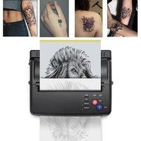 Printers Thermal Printer Tattoo Transfer Machine Device Copier Portable Stencil Maker