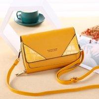 Shoulder Bags Female Single Bag Luxury Designer Purse Women Large Capacity Mobile Phone Ladies Messenger Pocket Monedero Mujer