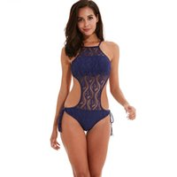 Two-piece Suits Dress Plus Size Bathing Suit Swim High Waistline Swimsuit Summer Women Lace Sexy Swimwear Women's Large Body For