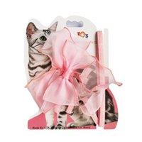 Jo's Petcare Cat Harness et Laisse Set, léger, confortable, réglable, évasé