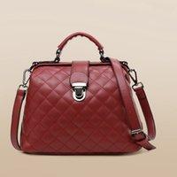 HBP حقيبة يد الطبيب حقيبة الكتف حقائب رسول حقيبة محفظة جديد مصمم المرأة حقيبة بسيطة الرجعية الأزياء