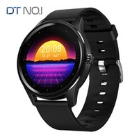 DT NO.1 DT55 Smart Watch Women Fitness Tracker Smatch Band Sport Watch IP67 Heart Rate Men's Business Bracelet for Apple Xiaomi