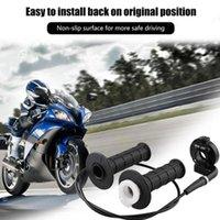 """7/8 """"22mm Motosiklet Gidon Değiştirme Seti Evrensel Kavrama Kelepçe Hızlandırıcı Hattı Gaz Kolu Access R2S7 Gidonları"""