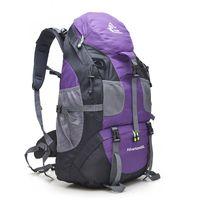 50L Camping Rucksack Wandern Wasserdichte Trekking Tasche Mann / Frau Outdoor Travel Rucksack Radfahren Daypacks Bergsteigen Rucksäcke 1574 Z2