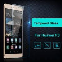 2.5D Premium Tempered Glass Screen Protector For Huawei