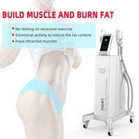 HI-EMT Slimming Machine Muscle Stimulator EMS Body Sculpting Shaping Fat Burn EMSLIM Equipment