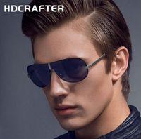 ظلال النظارات الشمسية الصيد حملق القيادة النظارات الجديدة النظارات الكلاسيكية فرملس الضفدع الرجال الاستقطاب الرجال مرآة الأزياء xftqs