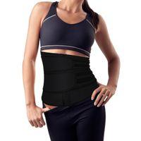 Kadın Bel Eğitmen Neopren Ter Düzeltici Korse Cincher Vücut Şekillendirici Fitness Egzersiz Spor Kuşak Zayıflama 2021 Destek