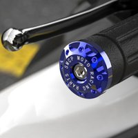 Handlebars Motorcycle Accessories Parts Handlebar End Cap Plug Handle Bar Grips Ends