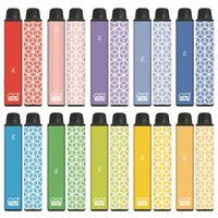 Cube Vapen Cube Dispositif jetable Kit E-Cigarette 1600 Puffs 650mAh Batterie 5.5ml Cartouche pré-remplissante Pod Vape Pen VS Bar Plus Kits XXL