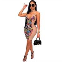 Beyprern красивые деньги женские платья движущихся атласных халат лаундж женские наличные носить печатные обертки длинные макси помемливые одежды платье женские сексуальные др