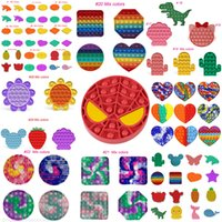 Giocattoli per alleviare lo stress irritabilità Vary Colors Styles Office Finger Relax Games Gospel per bambini autistici Tutti i prodotti Vendita all'ingrosso