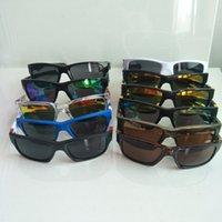 ماركة الرياضة النظارات الشمسية دراجة النظارات القيادة نظارات الشمس الرياضية الدراجات النظارات الأزياء انبهار اللون المرايا 11 اللون