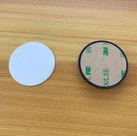 حامل الهاتف المحمول للتسامي فارغة diy شخصية مخصصة العالمي حامل قابلة للتوسيع نقل الحرارة طابعة