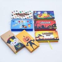 Lash Boxes In Bulk Halloween Eyelash Packaging Wholesale Eyelashes Box Empty Faux Cils Cases Make Up Tools