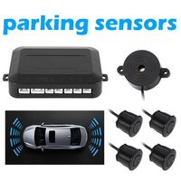 Car Rear View Cameras& Parking Sensors Parktronic Sensor Buzzer Alarm System Reverse Radar Monitor Detector Security Alert