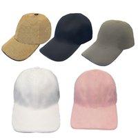 양동이 모자 플랫 스냅 인쇄 백스 돔 좋은 품질의 모자 조정 망 맞는 야구 모자 캐주얼 여성 공식 아이콘 모자 Gorras 골라색 드롭 선박 케이스 상자