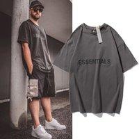 남성 여성 디자이너 티셔츠 셔츠 느슨한 패션 브랜드 티 맨스 레터 프린트 캐주얼 필수 티즈 커플 Tshirts Streetwear