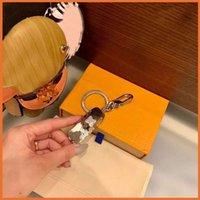 Chaveiro de Moda Chaveiro Carro Novo Luxurys Designers Keychain Keychain Keys Portachiavi Keyring Cato Gram Llavero Porte Clés Saco Charme 2105189Y