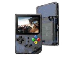 CoolBaby RG99 Retro Oyun Konsolu HD IPS Ekran PSP CP1 GBA FC NES için Emulator Çeşitleri El Çeşitleri Taşınabilir Oyuncular