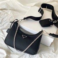 2021 luxurys designers sacs à bandoulière pour femmes pack de poitrine dame fourre-tout chains sacs à sacs à sacs à sacs à sac à dos Presbyopic Messenger Sac à dos Nylon Sac