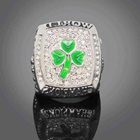designerRings luxury Decoration jewelry high-luxury high-quality commemorative champion 2008 Boston Celtic world basketball championship rin