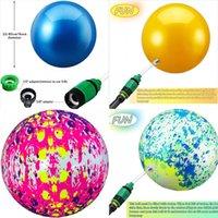 Globos de PVC Piscina Juguetes Bola Bola Subwater juego Agua Llenada Globo Partido Globos Decoración de cumpleaños Diseños 2317 Y2