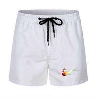 2021 erkek Rahat Plaj Şort Spor Spor Genç Hızlı Kuru Serin Kısa Erkek Sweatpants Yüzme Sandıkları Slayt Koşu Pantolon