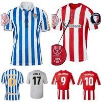 2021 Gerçek Sociedad Bilbao Futbol Formaları Eve Uzakta Copa del Rey Final Atletik Williams Muniainz Futbol Gömlek I.martinez Raul Garcia Camiseta de Futbol Supercopa