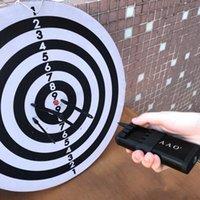 Neue Art von Outdoor Jagd Dart Shooting Ballistic Darts Launcher Luftgewehr, Camping Survival Selbstverteidigungswerkzeug Erwachsene Geschenke Spielzeug