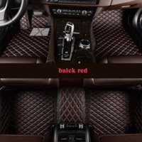 Car floor mats for mercedes-benz GLC all models accessories styling Agtrsdfcv